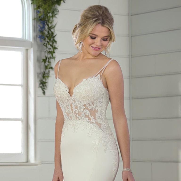 Sexy Wedding Dress Trend