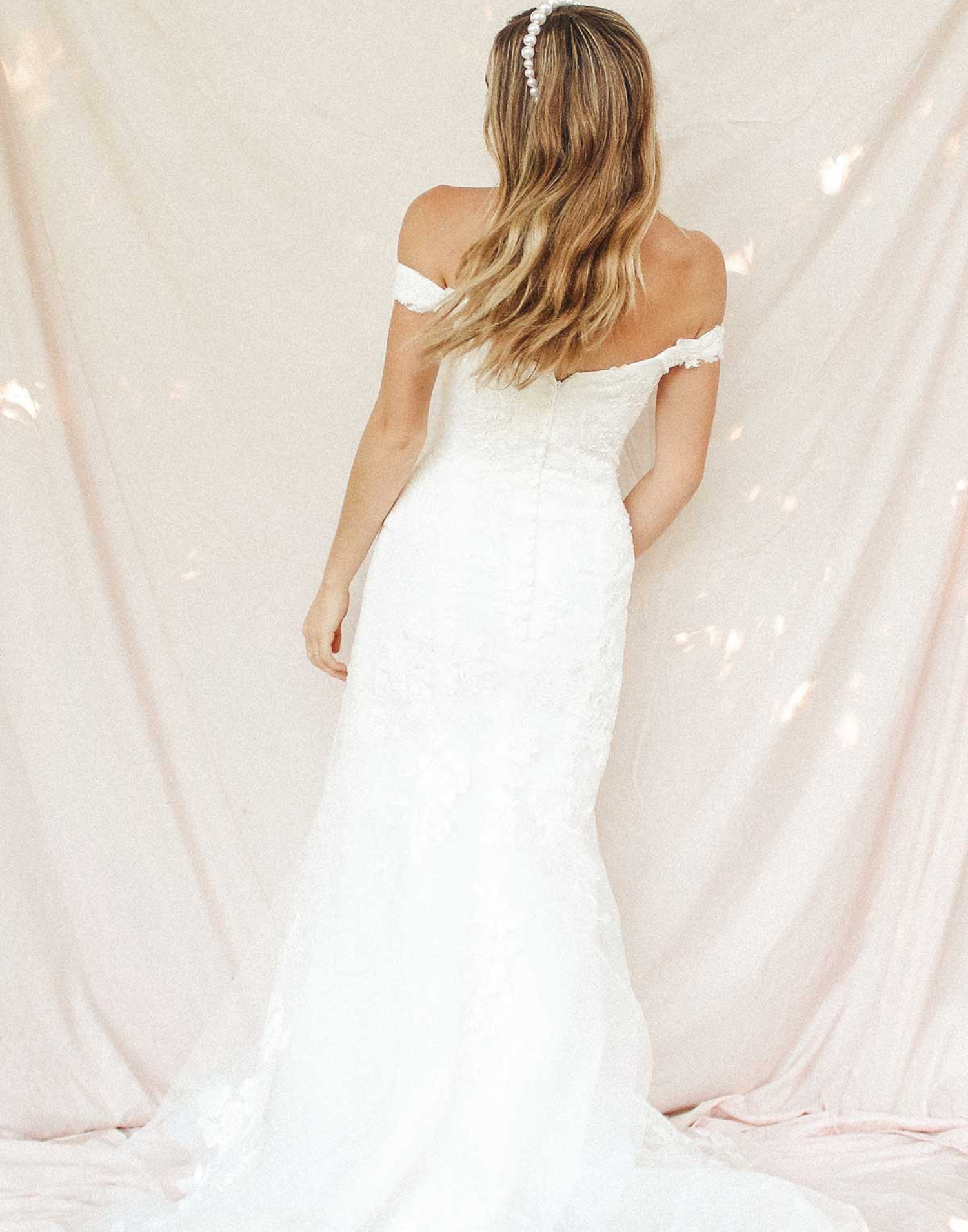 7272 – Stella York Wedding Dress Collection – Front View