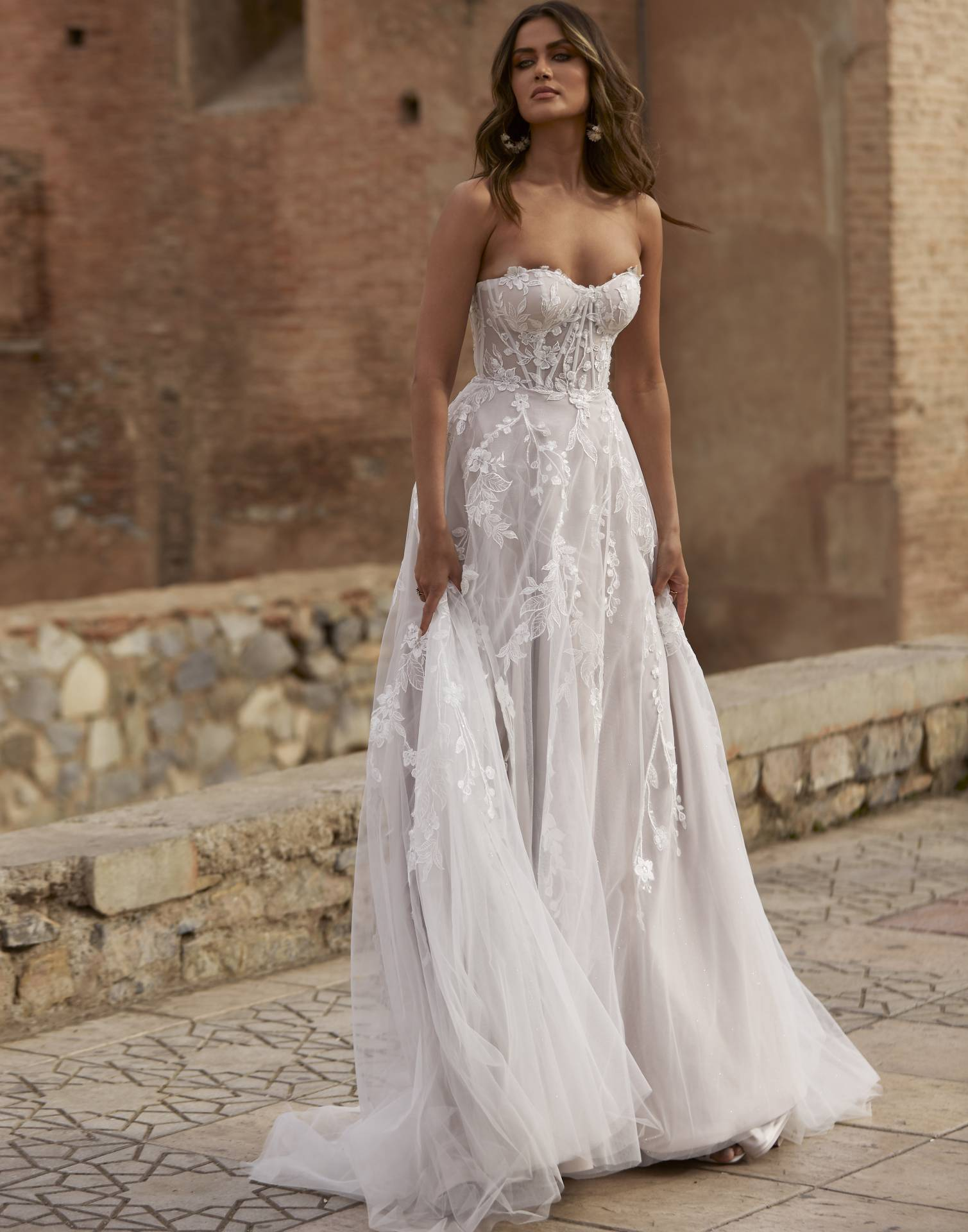 ADALYN – Madi Lane Wedding Dress Collection – Front View