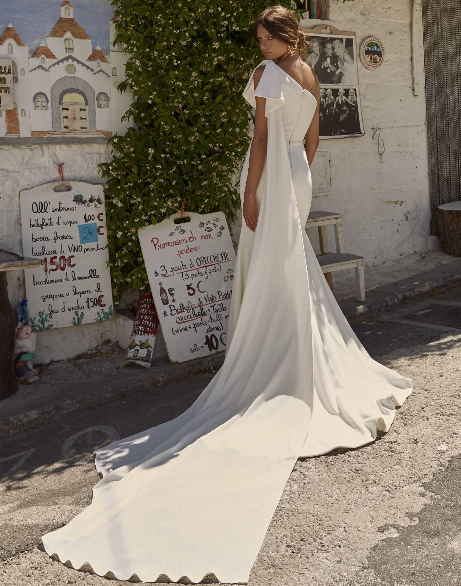 MADDOX – Madi Lane Wedding Dress Collection – Front View