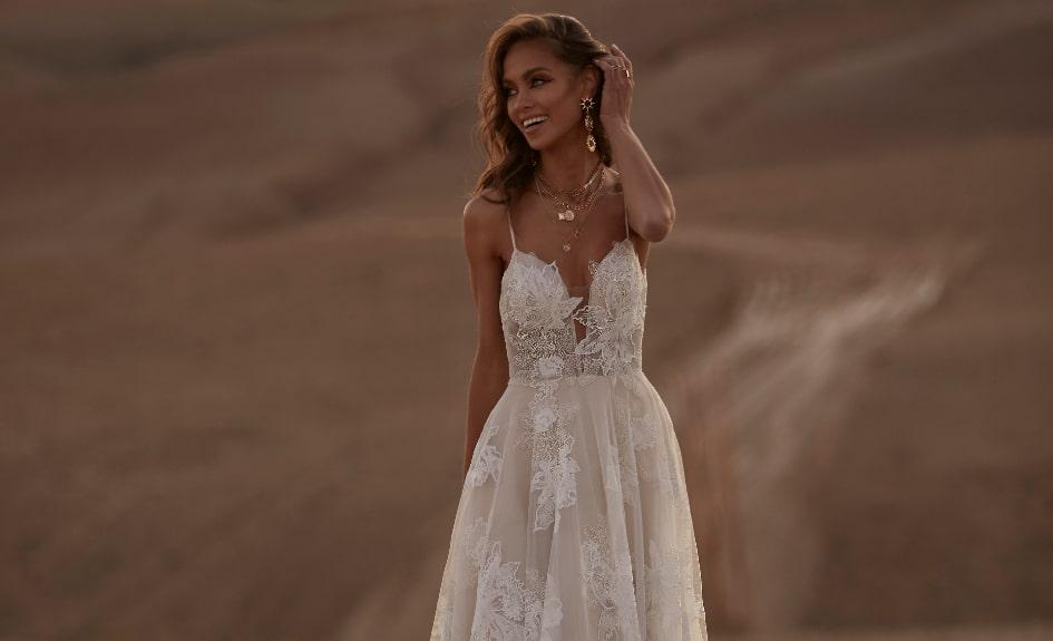 Madi Lane Wedding Dress Designs - Avery Wedding Dress