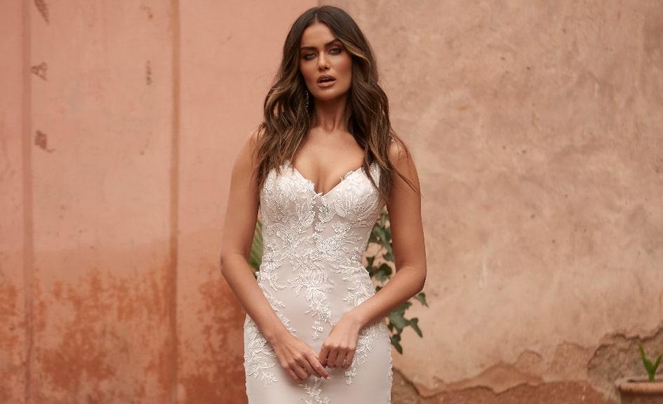Finding the perfect wedding dress - Avalon - Madi Lane