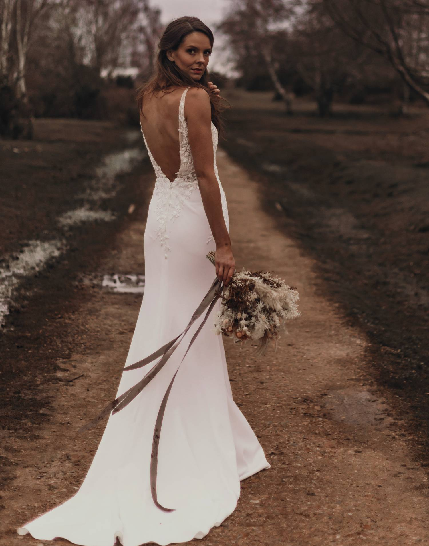 MARTLET – Tiffanys Wedding Dress Collection – Front View
