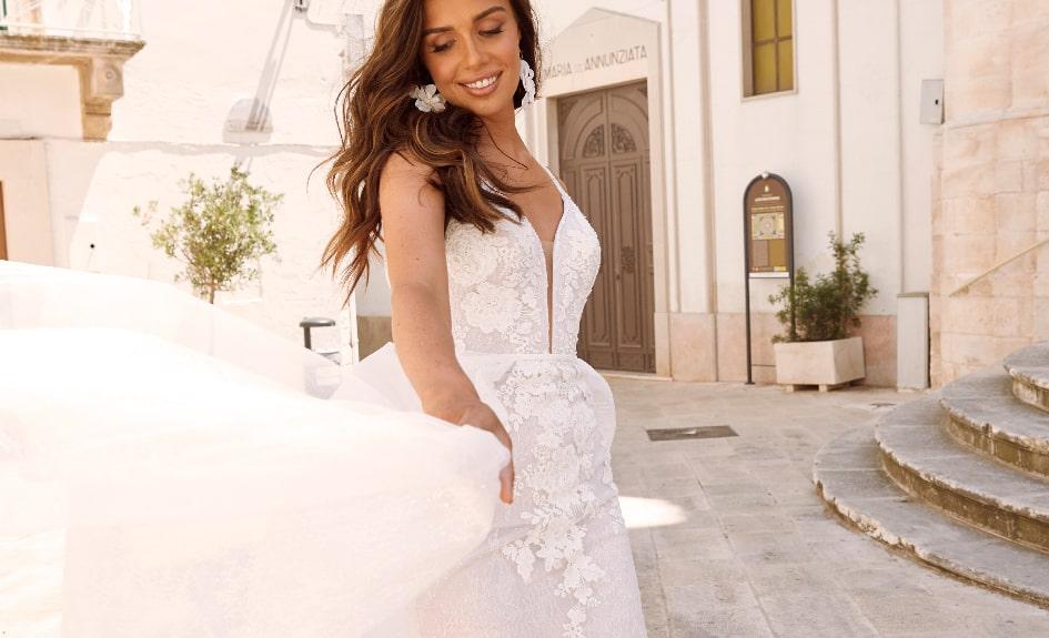 Bridal Shops in Johannesburg - Matisse Dress- Madi Lane Range