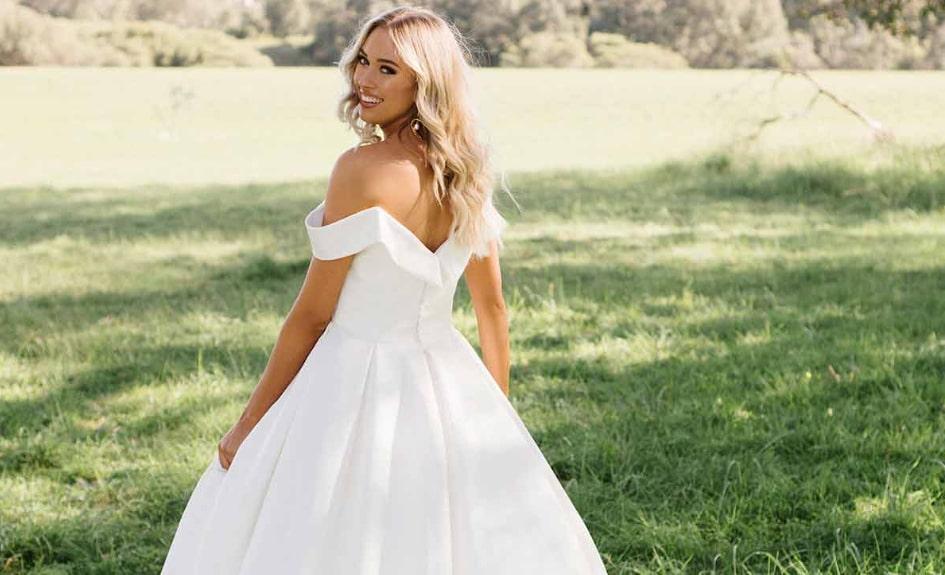 Bespoke Range of Ball Gown Wedding Dresses
