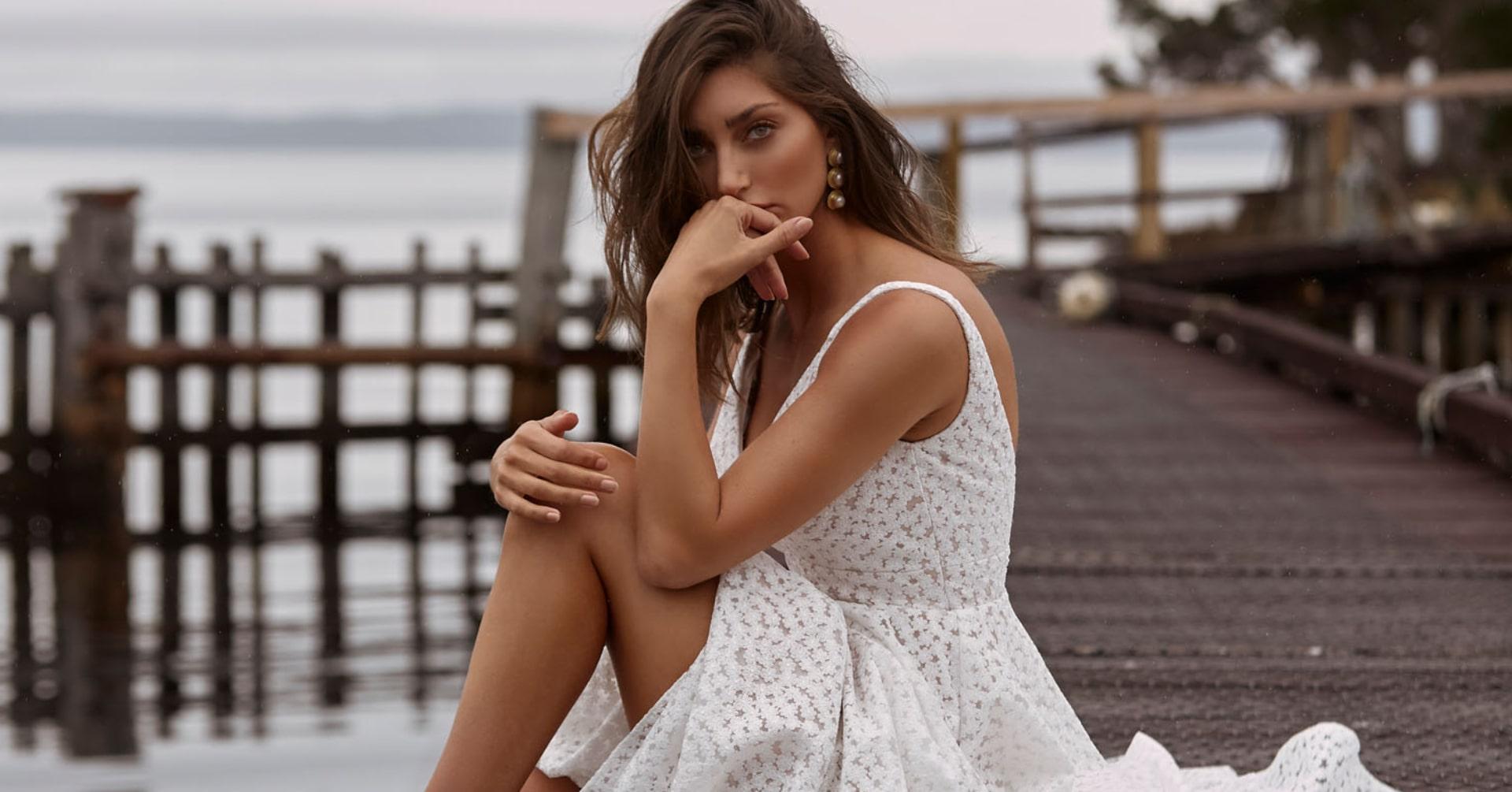 Carla Wedding Dress - Madi Lane Wedding Dresses